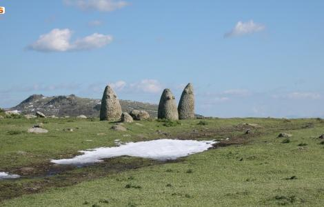 Macomer, betili in località Tamuli