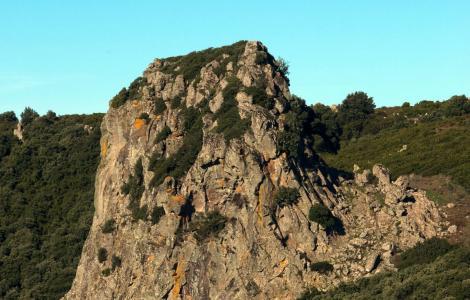 Monte Arci, Sa Trebina Longa