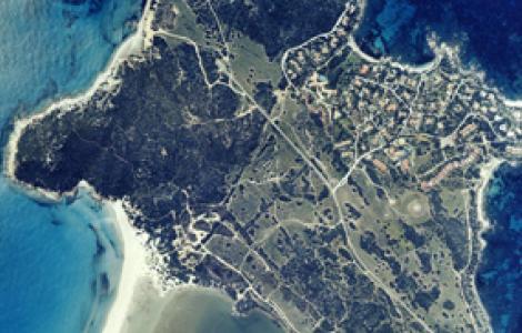 Cartina Sardegna Satellite.Gli Incendi In Sardegna Monitorati In Tempo Reale E Visibili In Rete Sardegnaforeste