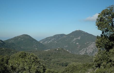 Marganai, panoramica