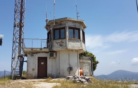 Vedetta punta san Michele (foto Antonio Virdis)