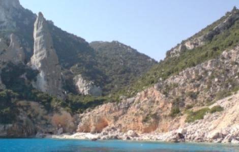 Punta Goloritzè, Baunei