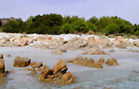 Golfo di Orosei - Spiaggia di Biderosa