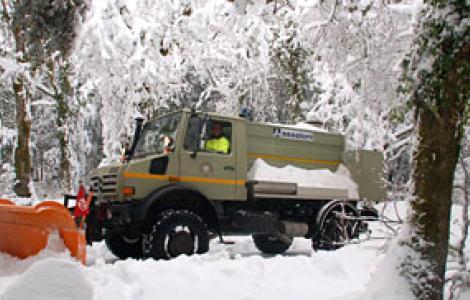 Neve Anela febbraio 2012