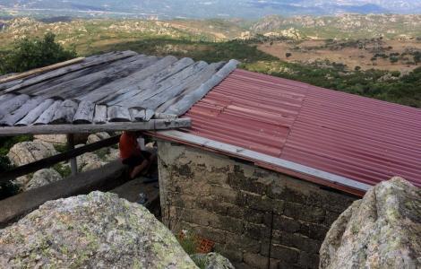 Vedetta Monte Sa Rughe