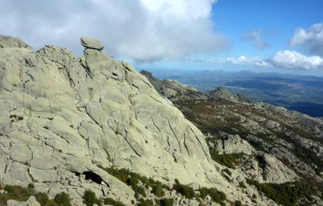 Monumento naturale ARCO E PUNTA SA BERRITTA - SUPRÀPPARE