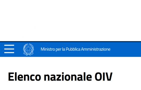 Elenco nazionale OIV