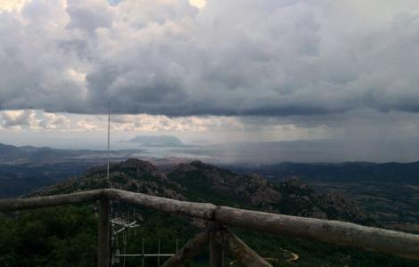 Vedetta Monte Pino (foto G.Mureddu)