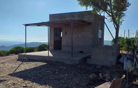 Vedetta punta Culurgioni. Teulada (foto ML Cuccu)