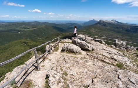 Panorama da Monte Novo S.Giovanni (foto Matteo Cara)