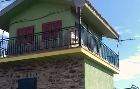 Vedetta Punta S'Iscova