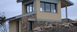 Pattada - Monte Lerno - vedetta Sas Crabas (foto V.Azzu)