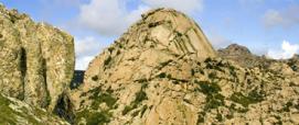 Gallura, Monte Pulchiana