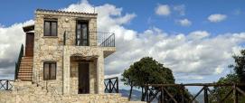Vedetta Galtellì e suo splendido piazzale panoramico