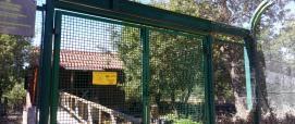 ingresso centro allevamento lepre sarda di Pranu