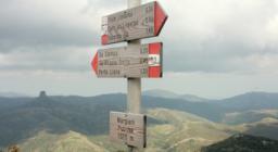 Il sentiero 113 da punta Margiani Pubusa