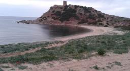 Cala del Porticciolo, la spiaggia