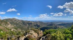 Usinavà, punta Coloredda (foto M.Cara)