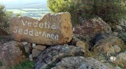 indicazione  Vedetta di Sedda 'e Anea