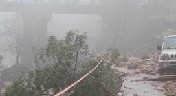 Villagrande Strisaili, alluvione
