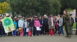 San Gavino Monreale - 3 marzo - circa 200 alunni