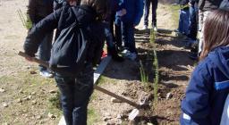 le foto della giornata organizzata a Silius il 13-03