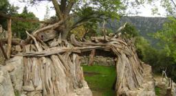 Antichi ovili Serra Oddala Eltili - foto di Nicola Sanna