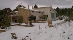 nevicata invernale a Terranova 2