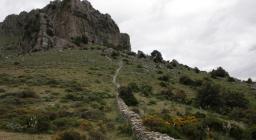 Montes: i tacchi calcarei;  monte Fumai