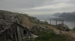 Montes: panorama dalla cima di monte novo S.Giovanni