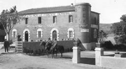 Caserma storica di Fiorentini, 1937