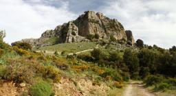 sentiero verso monte Fumai, Montes