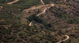 Foresta Demaniale di Alase- il ritmo dei segni antropici nel paesaggio