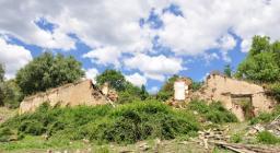 Aritzo, vecchia casa del Cavalier Arangino ad Alase