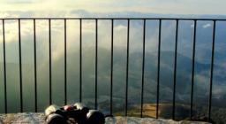 Il panorama per il vedettista, Montiferru, Cardedu