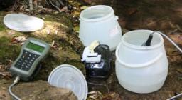 le apparecchiaure per il controllo odei parametri dell'acqua