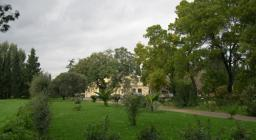 Sede del cortile presso Bagantinus