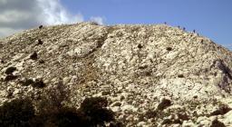 Monte Albo, punta Turuddò