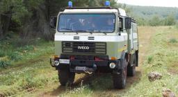 Mezzo per la di Protezione Civile - Fiat Iveco 80/17