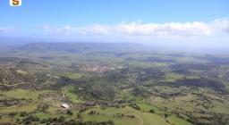 Panorama da Vedetta Conca Mraxi