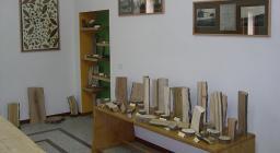 Foresta demaniale Monte Pisanu, xiloteca