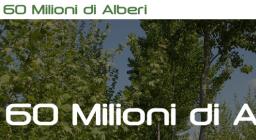 60 milioni alberi