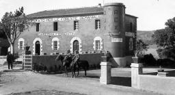 Bultei, Caserma Fiorentini (Foto SardegnaDigitalLibrary)