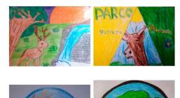 GM-disegni bambini per il logo, una tra tante pagine