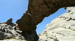 Monumento naturale ARCO E PUNTA SA BERRITTA - SUPRÀPPARE (foto M.Marrosu)