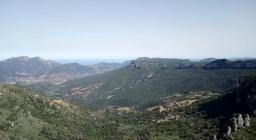 Panorama da vedetta Mammuttara (foto G.Lotto)