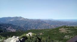 Panorama da vedetta Mammuttara (foto G.Lotto) 2