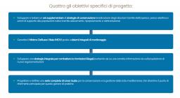 Trota Sarda: 4 Obiettivi specifici del progetto Life Streams