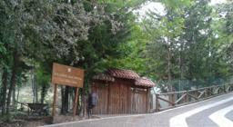 Perd'e Pibera - Monte Omu - Ingresso cantiere forestale