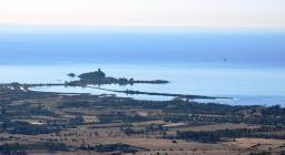 Vedetta di Su Bagadiu (Su Tiriarxiu) Pula (foto V.Basciu) pano 2